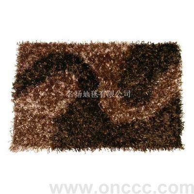 棕色涤纶地垫