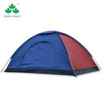 绿光森林 双人单层帐篷 户外帐篷 野营帐篷