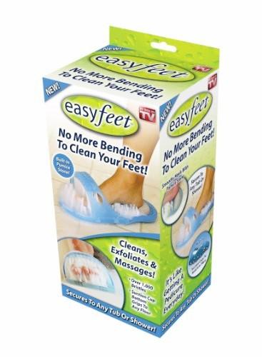 浴室拖鞋/去死皮拖鞋 easy feet