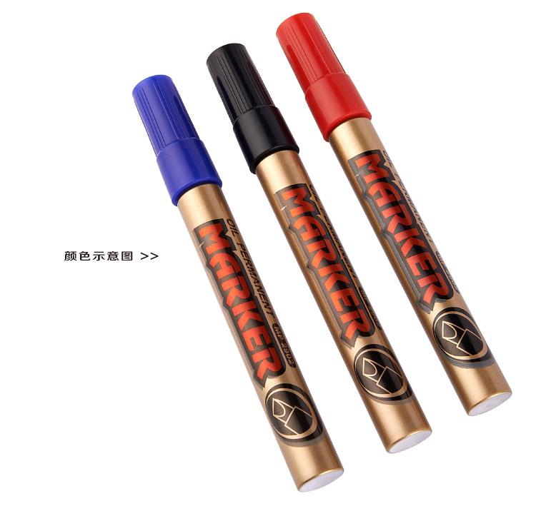 宝克 MP2902 方头 可加墨记号笔