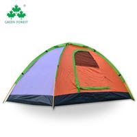 双人单层帐篷 户外帐篷 野营帐篷