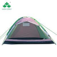 三人单层帐篷 户外帐篷 野营帐篷