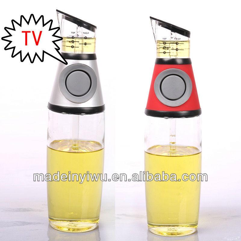 & Measure Oil TV油瓶;TV按压式油瓶