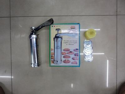 饼干器 家用手动饼干器 手动曲奇制作器