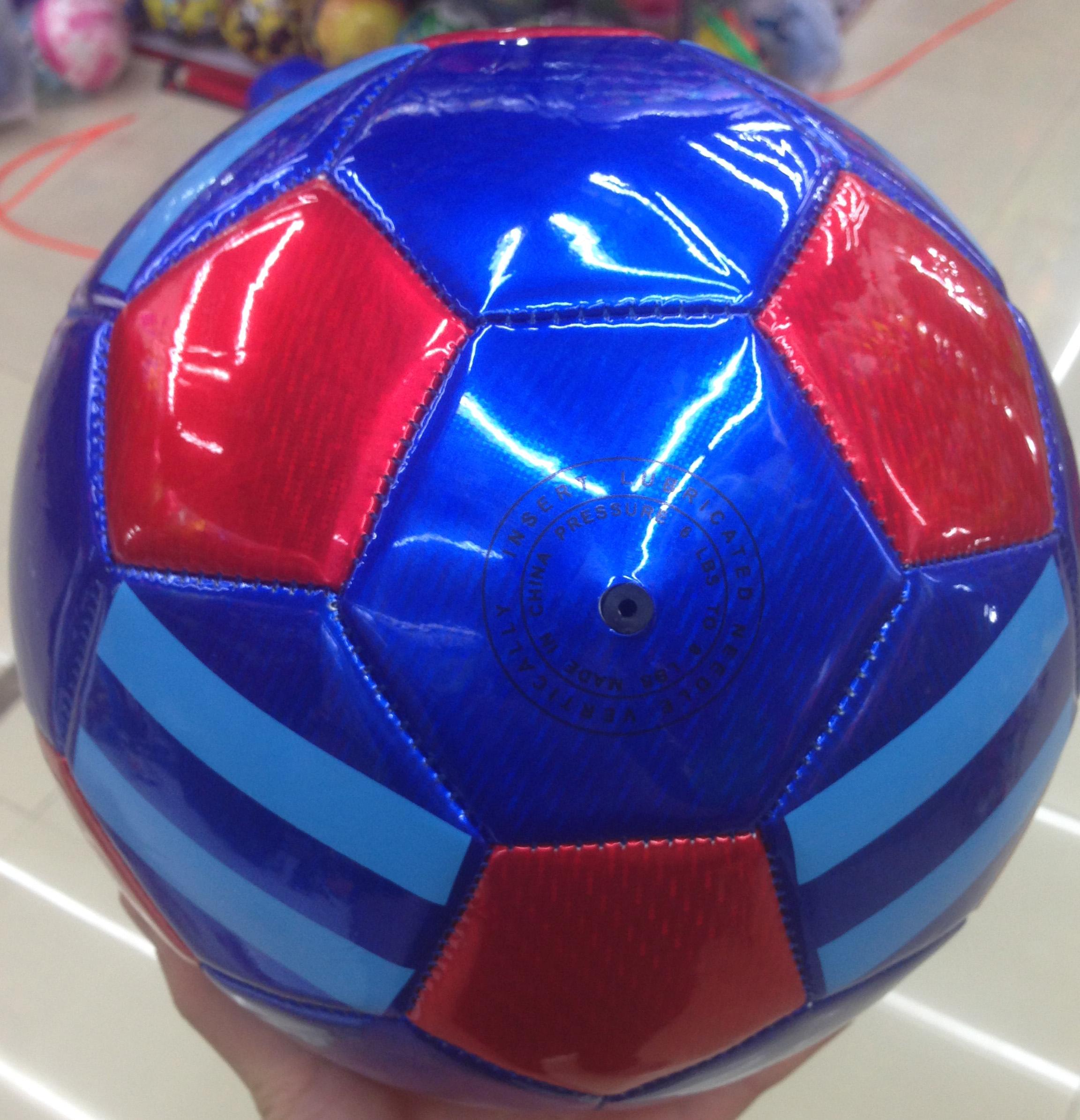 【足球】最新亮纹足球 接受订购