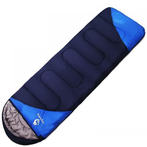 雪橇犬0908(1.65kg)厂家直销 户外睡袋 春秋冬加厚保暖睡袋