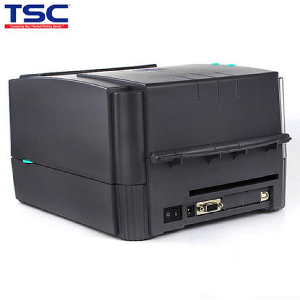 TSC TTP-244pro条码打印机不干胶标签机