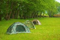 户外露营帐篷 迷彩单双人四人单层帐篷 户外野营帐篷 单兵帐篷