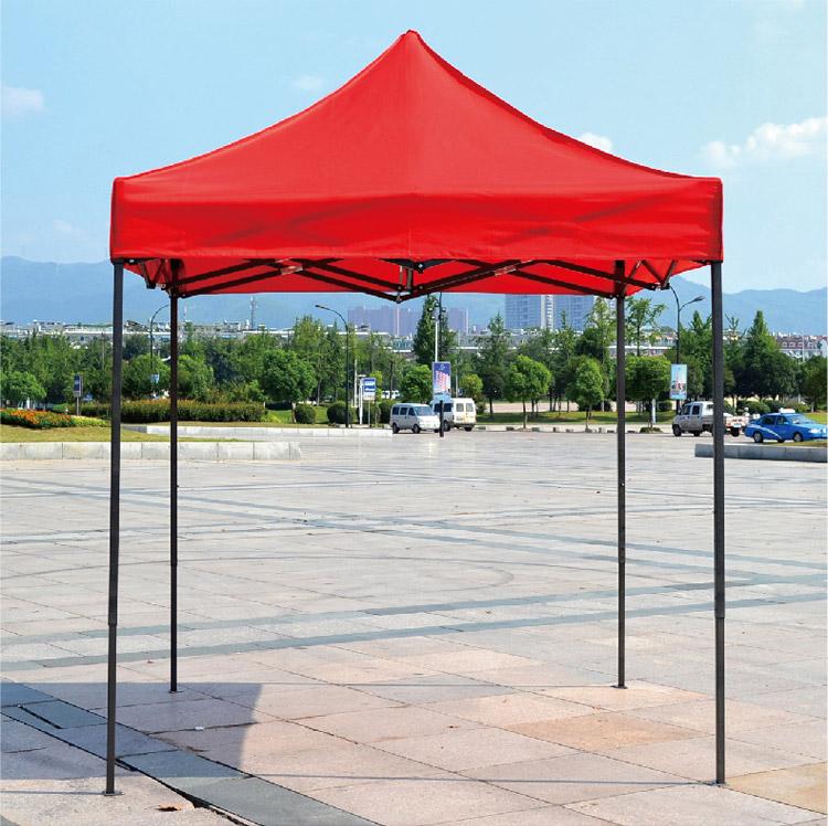 3*3广告帐篷户外折叠雨篷摆摊停车遮阳篷 雨棚 户外野营帐篷