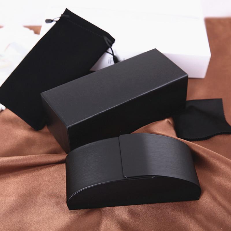 高档眼镜盒铁盒 墨镜盒 太阳眼镜盒包装盒手工盒