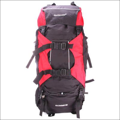 杭嘉户外登山背超大容量80升 旅行徒步双肩背包徒步战术牛津布