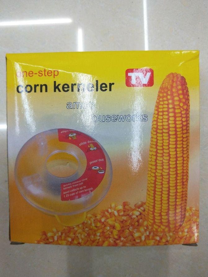 corn kerneler TV创意剥玉米器玉米刨玉米剥离器