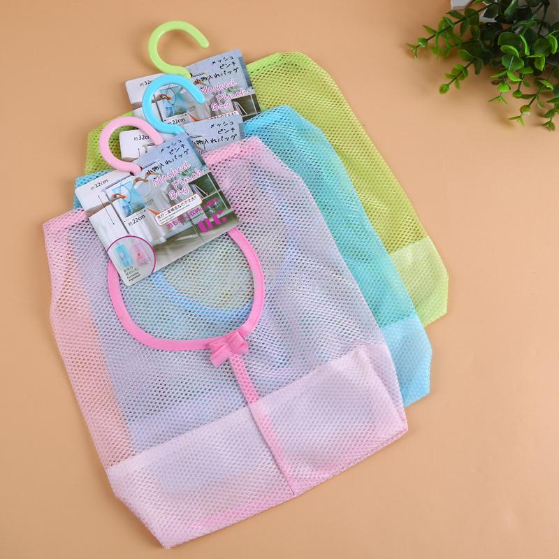 创意挂钩式杂物挂袋 杂物收纳袋储存兜整理袋