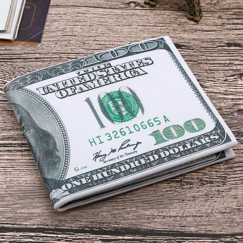 个性潮流钱包 钱币钱包 超薄高清数码彩印学生包零钱包