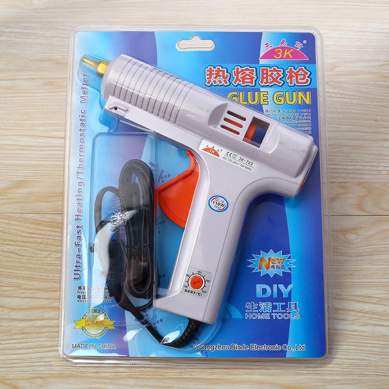 手工打胶机110W热熔胶枪现货高温胶枪热胶枪工业用溶胶机定制批发