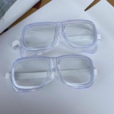 大号护眼镜玻璃镜片套镜防风平光镜防飞沫软边镜质量好眼镜