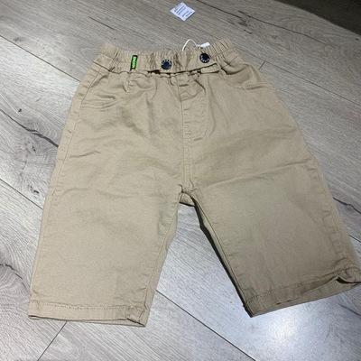 2020夏季新款男童女童腰包薄款弹力中裤中大童五分裤潮
