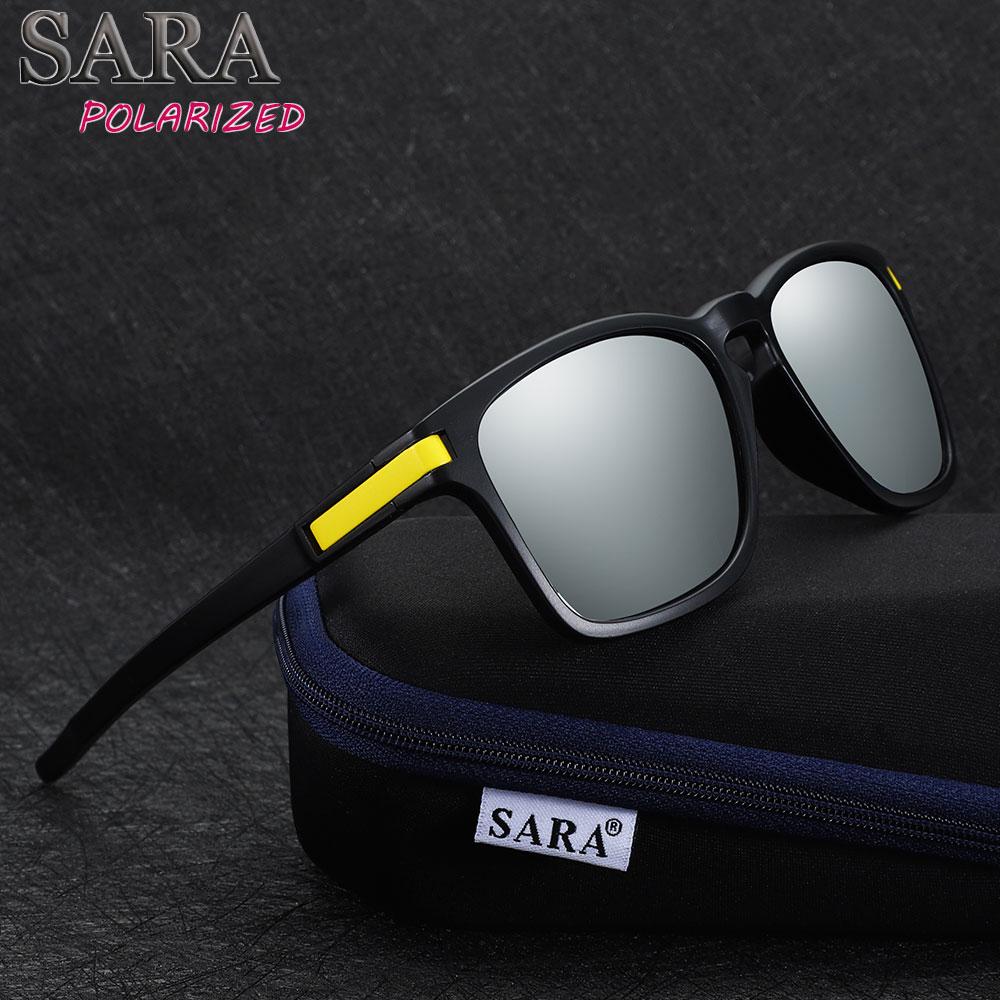 2020新品太阳镜时尚复古男款开车钓鱼眼镜方框偏光镜莎拉眼镜