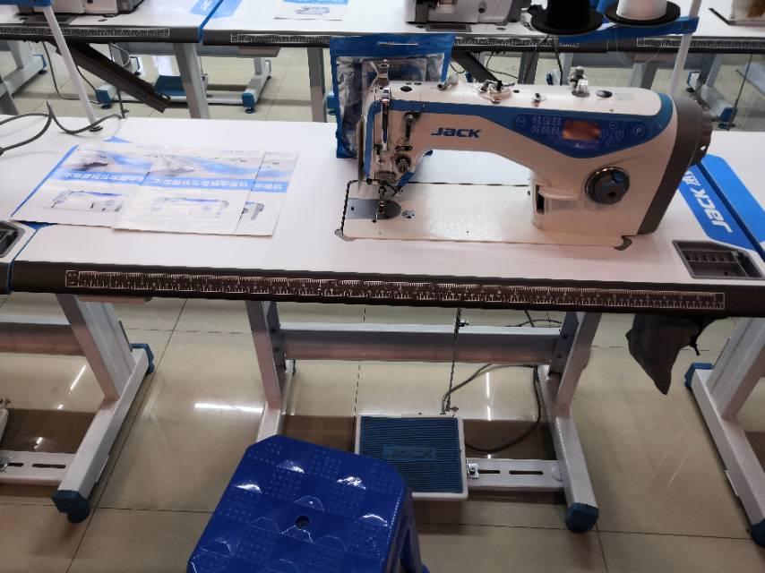台州JACK杰克牌不用剪线头电脑平缝机A5型
