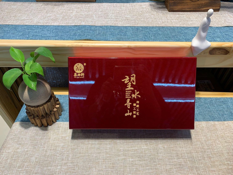 百年野生古红树茶礼盒装