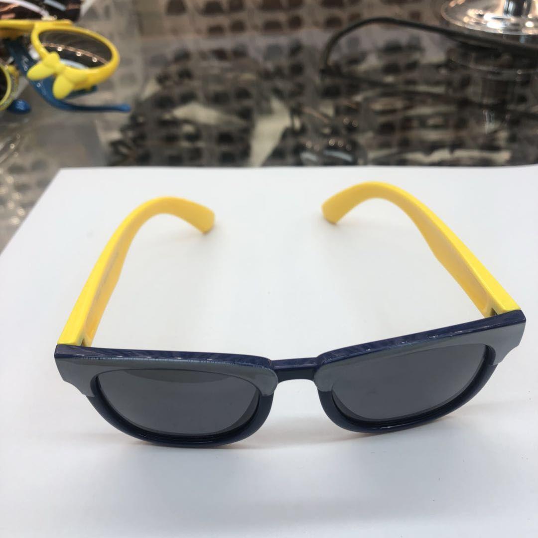 儿童太阳眼镜运动款男童女童墨镜韩国防紫外线宝宝太阳眼镜