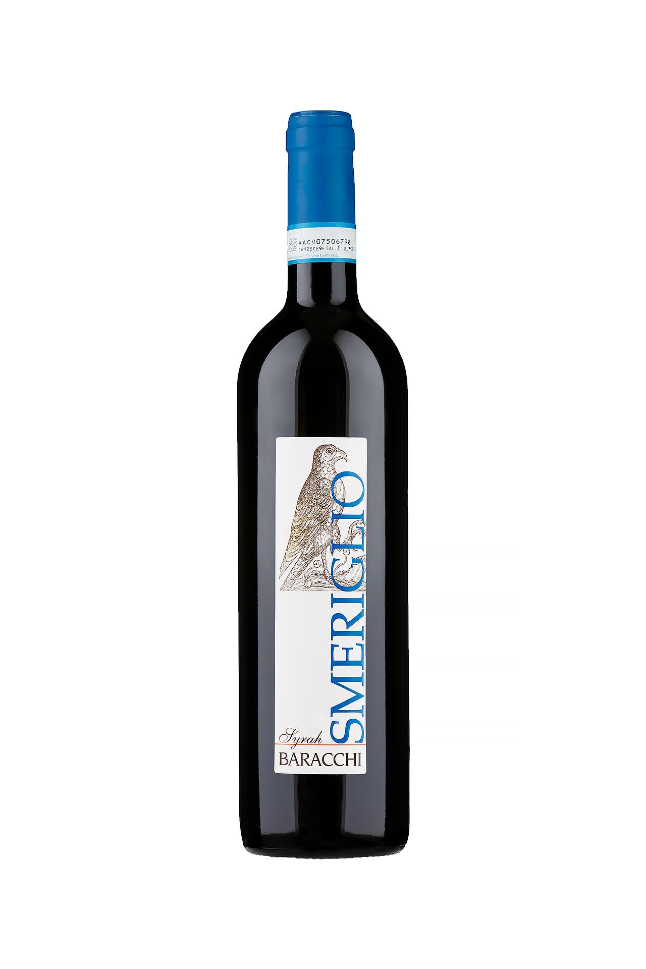 百纳奇西拉陈酿红葡萄酒