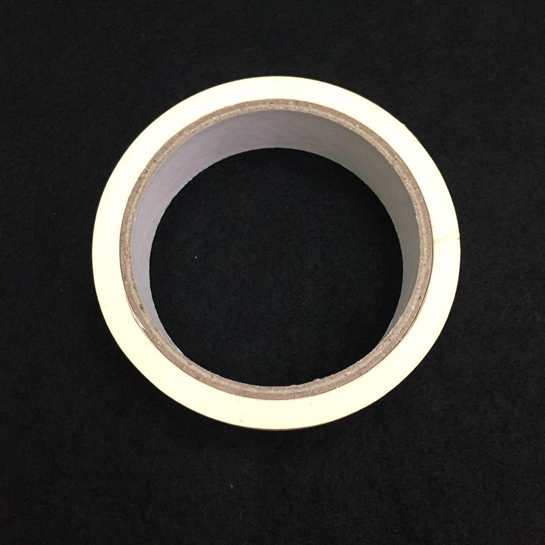 2.4cmx20m美纹纸胶带美纹水胶带喷漆遮蔽美缝皱纹白色封边条