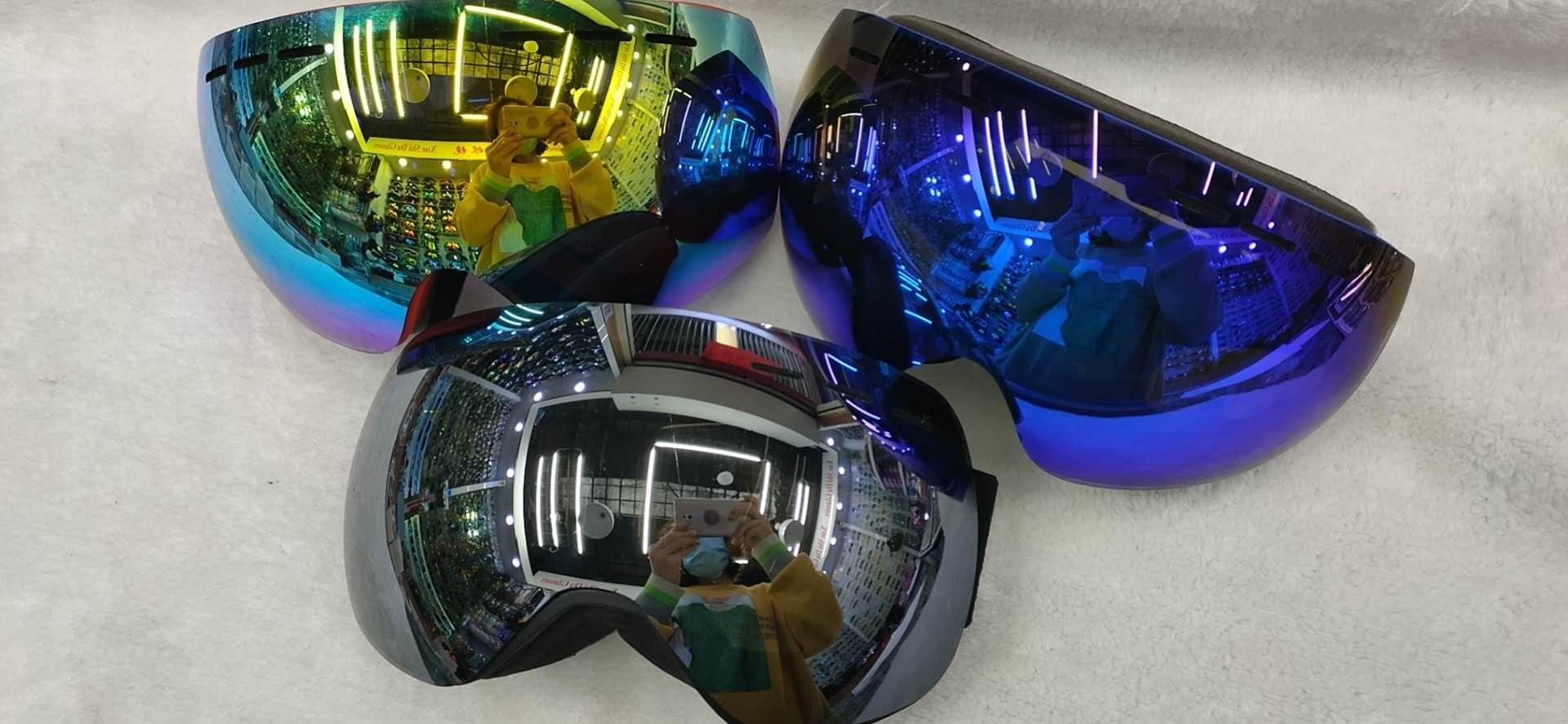 滑雪眼镜~可配3-4色,50-100付件,起订量200付。
