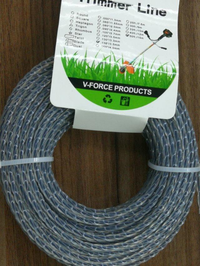 割草线pe聚乙烯材料经久耐用耐磨绳子