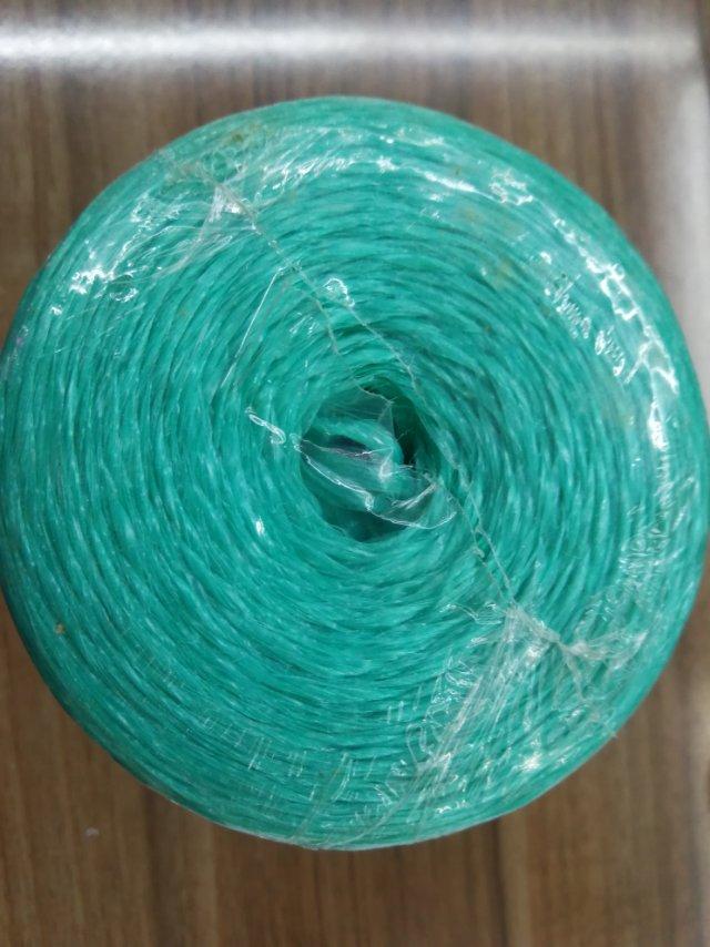 塑料绳耐磨彩色编织绳装饰捆绑超强拉力尼龙绳