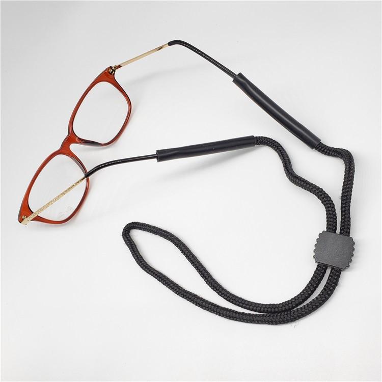 尼龙眼镜绳可调节眼镜链老人儿童防滑挂式防丢辅助眼镜配件K-01