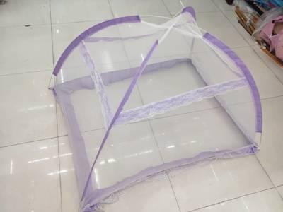 2020夏季新款厂家直销批发零售紫色婴儿床帐