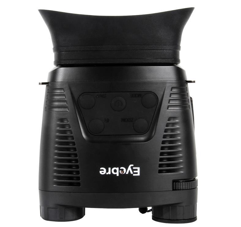 Eyebre高清高倍带屏数码夜视仪插卡录像猎巡逻红外线夜视