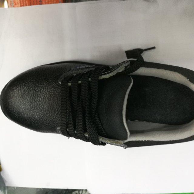 河南黑色天然皮超强耐磨中号老保鞋