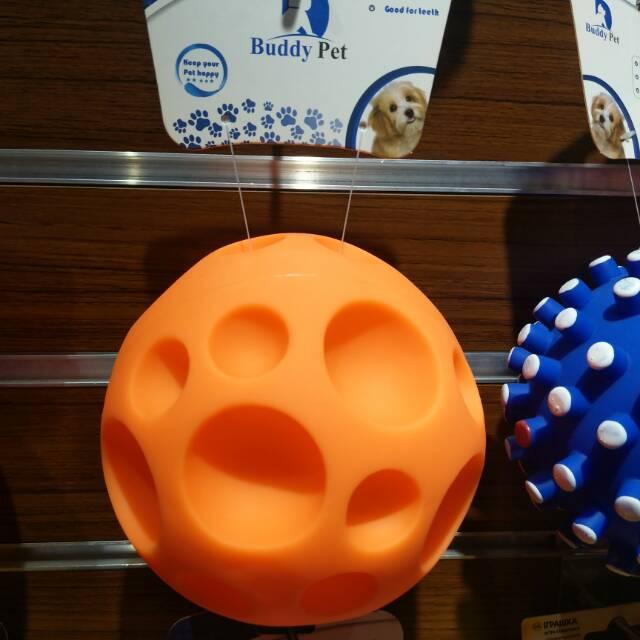 高档狗狗玩具不规则球形超软解闷发声玩具现货