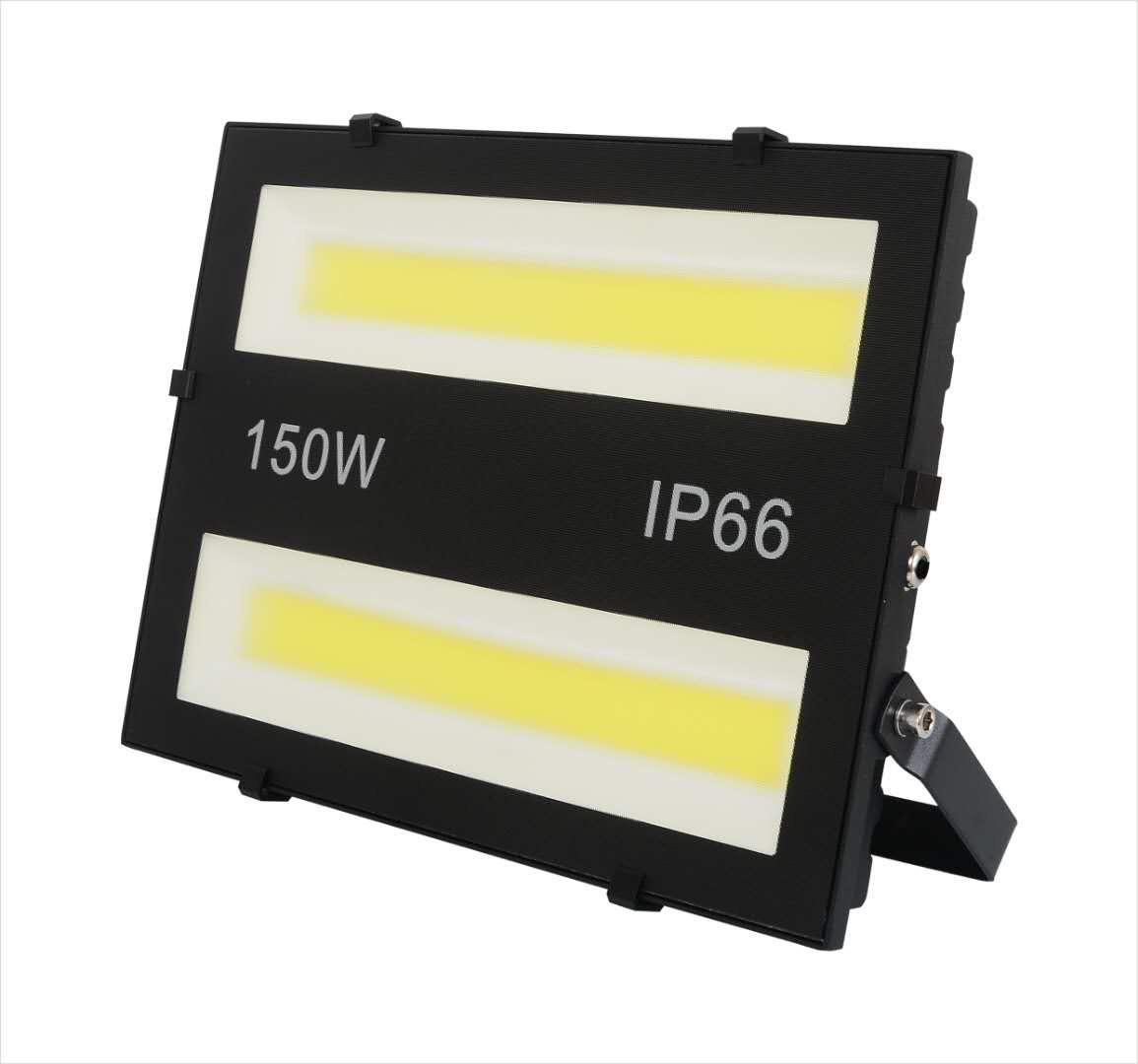 led灯室外投射灯150W工地灯探照灯