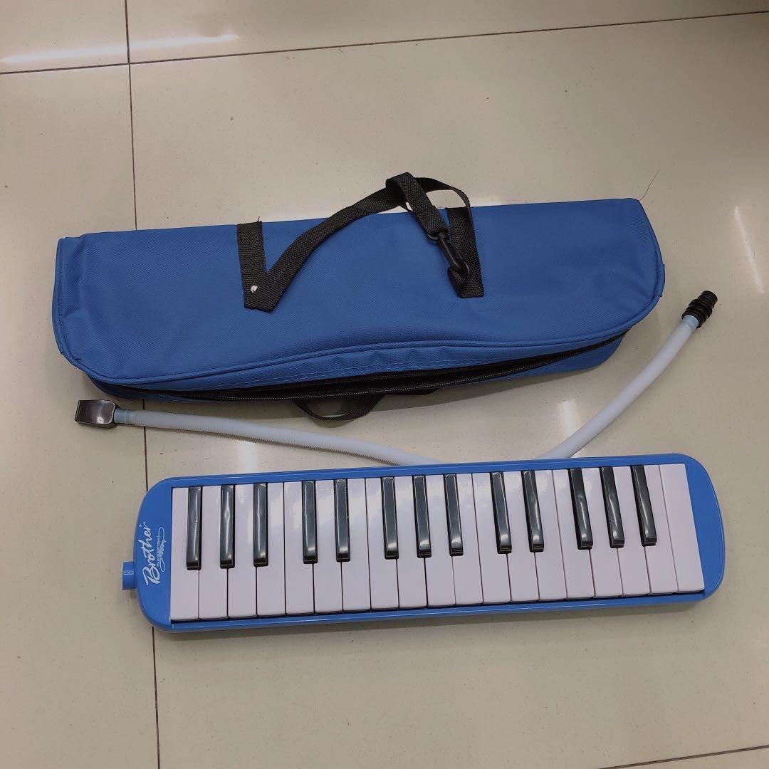 孔声口风琴37键课堂教学口风琴用琴培训班练习口吹琴厂家批发