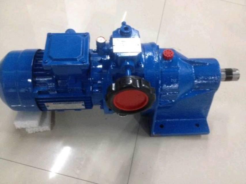 无极变速电动机调速电动机MBW07Y-0.75-2C-13.3