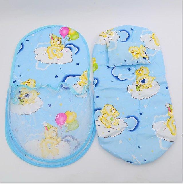 厂家直销时尚环保蚊帐009型号婴儿蚊帐小号三件套