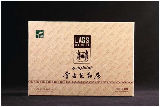 老挝 金占芭古树红茶馨香 礼盒装 特级蜜香型