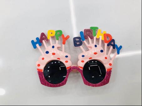 2020新款儿童太阳镜可爱装饰款太阳镜儿童眼镜防辐射