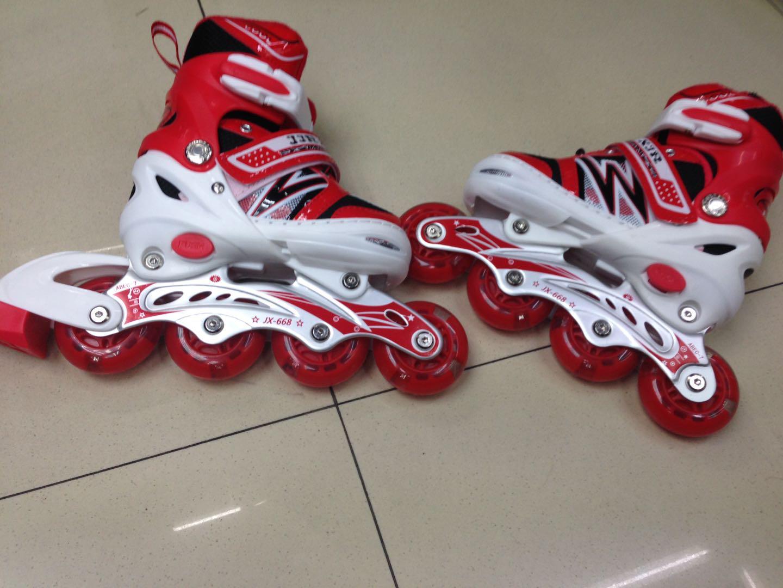 溜冰鞋旱冰鞋滑冰鞋快乐奔跑鞋强身健体鞋