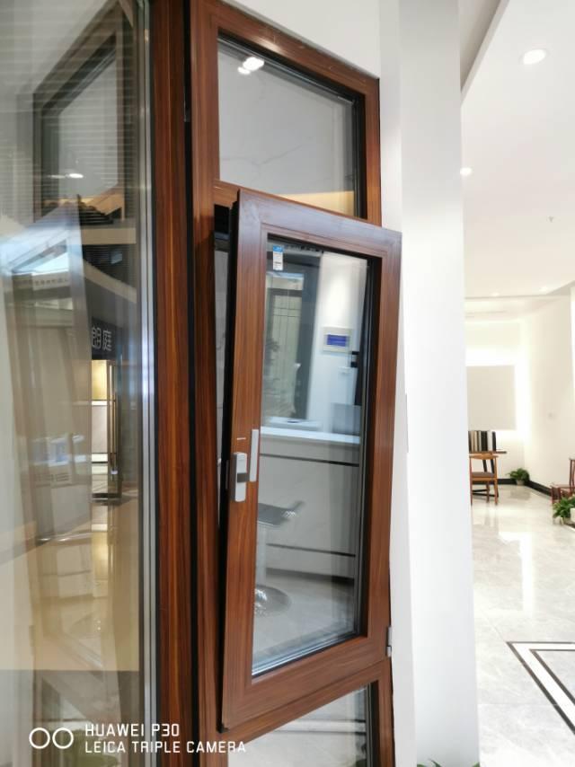 安柏瑞新中式系统门窗庄园版断桥平开窗英伦阳光系列