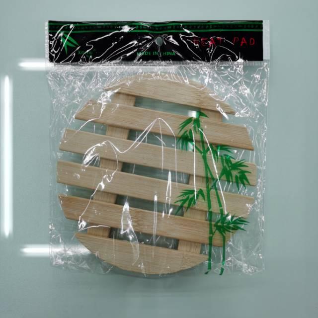 竹制餐垫家用菜垫简单垫子茶垫隔热垫
