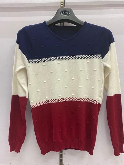 厂家直销男式羊毛线衫加肥加大特价