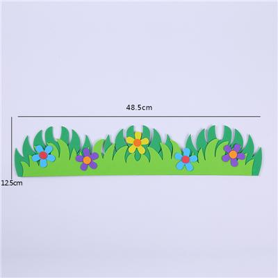 小号栏杆50CM幼儿园装饰布置墙壁美化