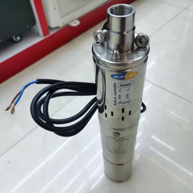 太阳能水泵210w 24v