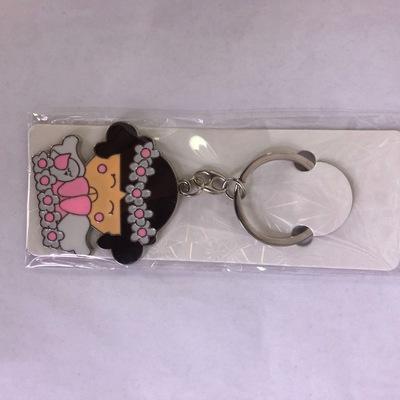 花环女孩钥匙扣挂件包包装饰品创意礼物礼品