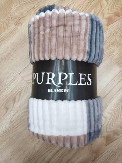 泡泡绒珊瑚绒法兰绒羊羔绒复合材质毛毯绒毯