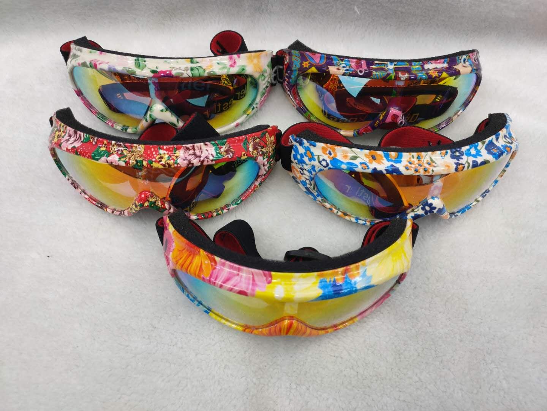 滑雪眼镜~可混5-6色,300付件,3-5件起订。
